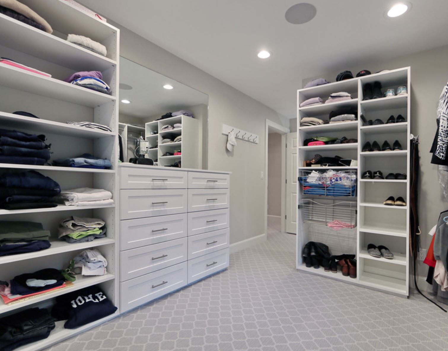 weston bedroom closet 2