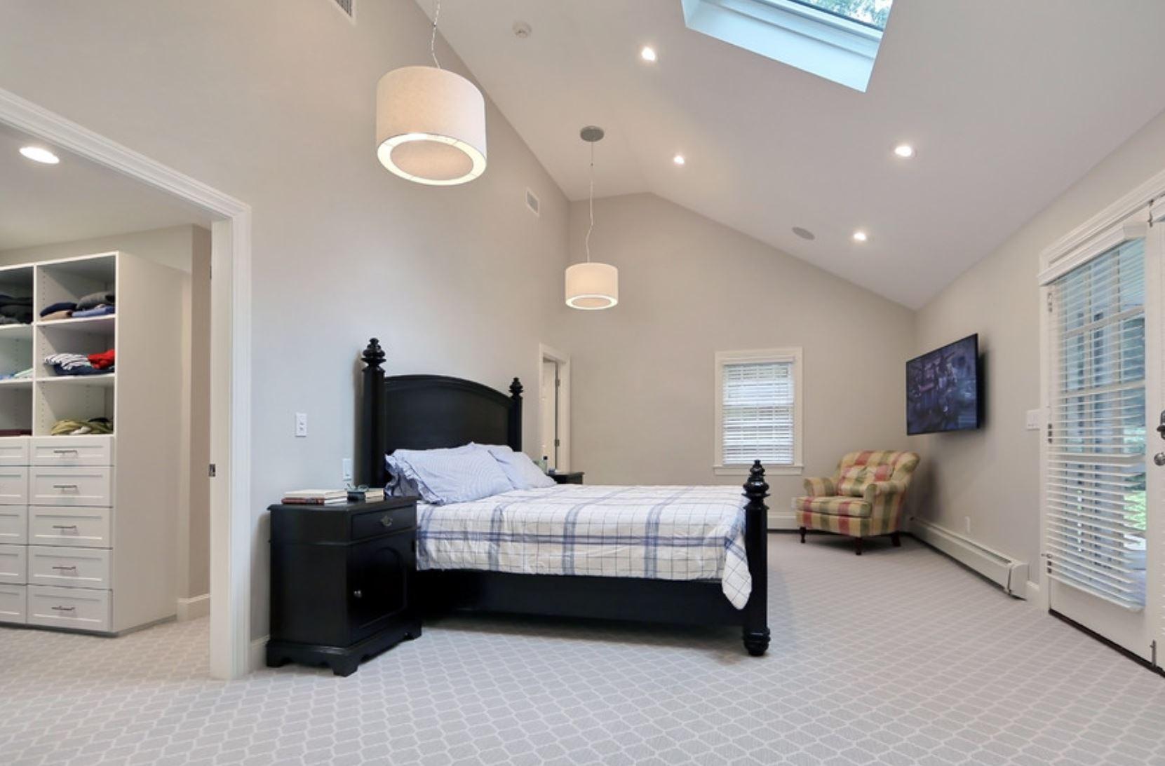 weston bedroom